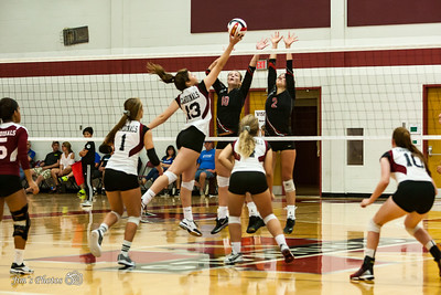 HS Sports - Middleton Girls Volleyball - Sept 16, 2016