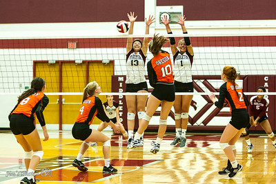 HS Sports - Middleton Volleyball [d] Sept 16, 2017