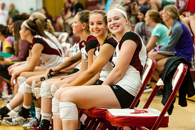 HS Sports - Middleton Girls Volleyball [d] Sept 16, 2017