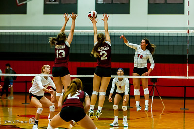 HS Sports - Sun Prairie Girls Volleyball [d] Sept 07, 2017