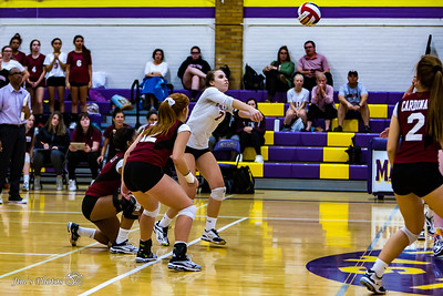 HS Sports - Middleton Girls Volleyball - Oct 05, 2017