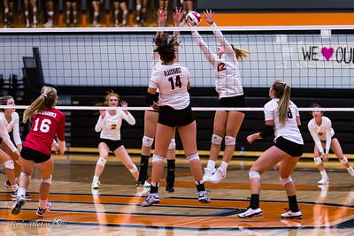 HS Sports - Oregon Volleyball - September 27, 2018