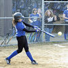 Lincoln-Way East Freshmen Softball: 2007 :  Lincoln-Way East, Freshmen Softball v. Plainfield North (4-2-06) All Images in this Gallery are property of Lincoln-Way East High School. They are for display purposes only. Please contact Brandolino Imaging for more information.