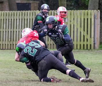 Chester Romans V Halton Spartans May 2016