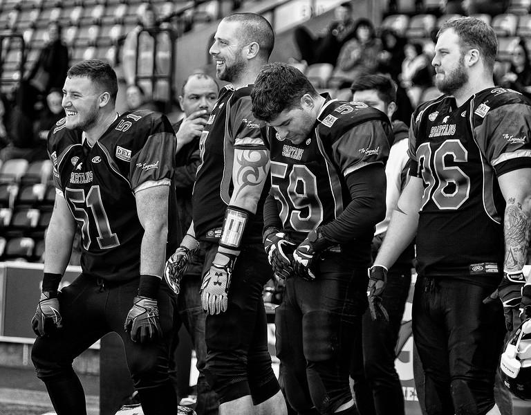 Halton Spartans V Leeds Bobcats 17-04-2016
