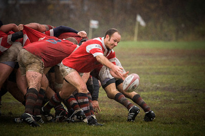 Fton Loyalist scrum half Brian Ray