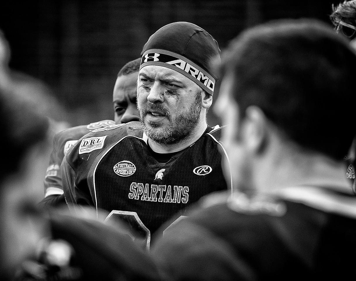 Crewe V Halton Spartans April 2016