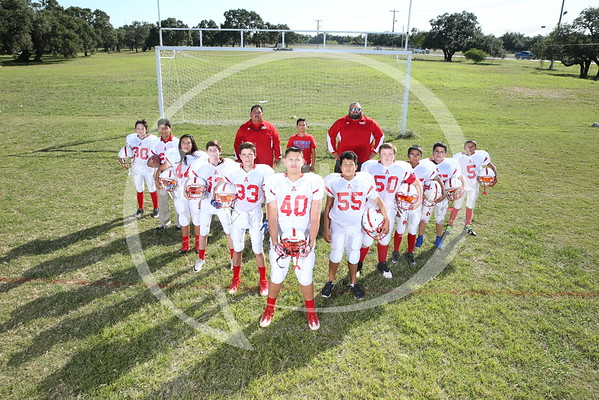 Antonian Middle School Football 2016