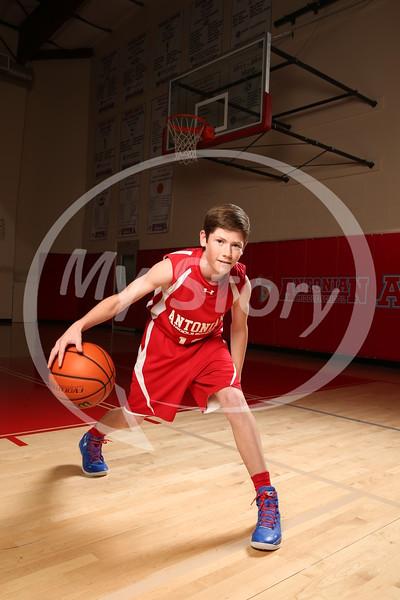 Antonian Middle School 2016 Basketball Boys