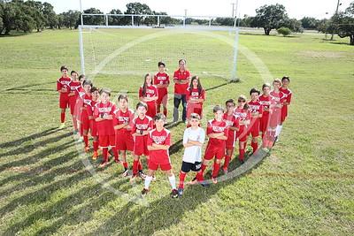 Antonian Middle School Soccer 2016