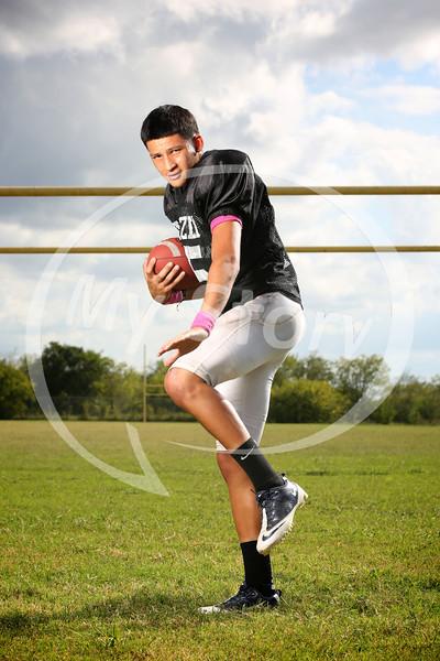 Kazen Middle School Football