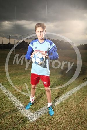 Soccer @ Antonian Middle School 2015