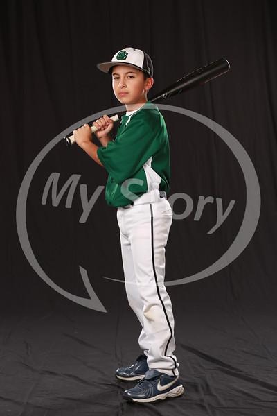 St Gregory 2015 Baseball
