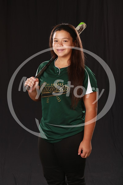 St Gregory 2015 Softball