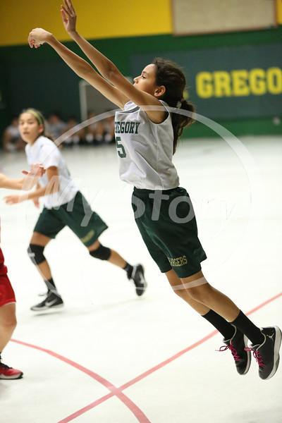 St Gregory A-Girl Basketball