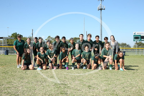 St Gregory X Country 2016 (STG)