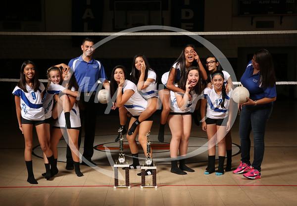 St Paul Royals Volleyball 2013 Season