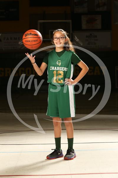 StG Girl Basketball 2017