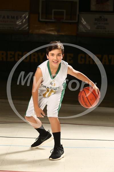 StG (Gregory)  Boy Basketball 2017