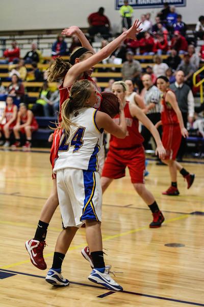 T-Bird Basketball<br /> T-Birds vs Wellington