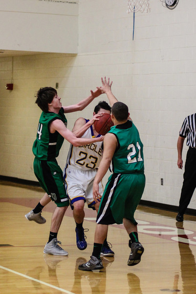 RH JV Basketball Tournament