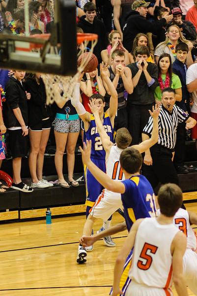 T-Bird Basketball<br /> T-Birds vs Augusta