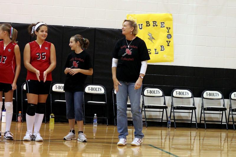 Coach Meggin DeMoss
