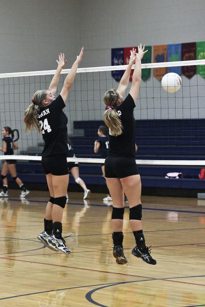 Freshman Rocket Volleyball