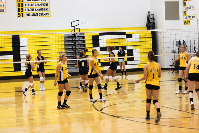 Circle T-birds at Andale Tournament