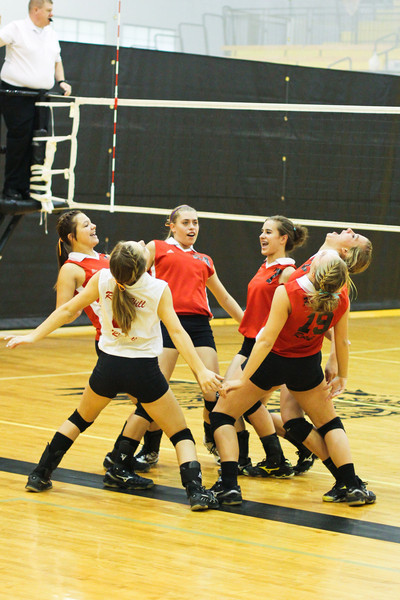 Rose Hill Rockets at Andale Tournament