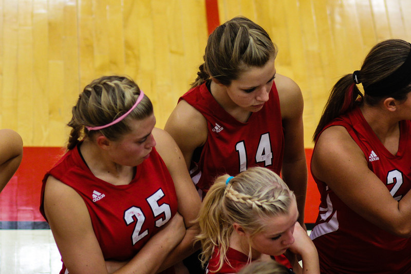 Rose Hill Volleyball<br /> Rose Hill Rocket Scrimmage