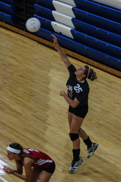 Rose Hill Varsity Volleyball<br /> Rose Hill @ Winfield
