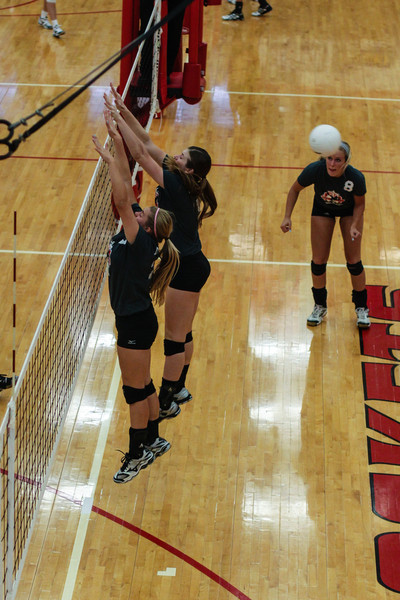 Rose Hill Varsity Volleyball<br /> Rose Hill @ Rose Hill