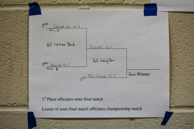 GOVBC January Open<br /> Redline vs FSC Cougars