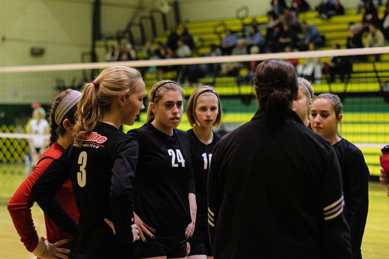 MoJo Volleyball Tournament<br /> Redline vs Heartland