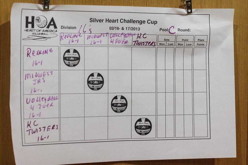 Silver Heart Challenge