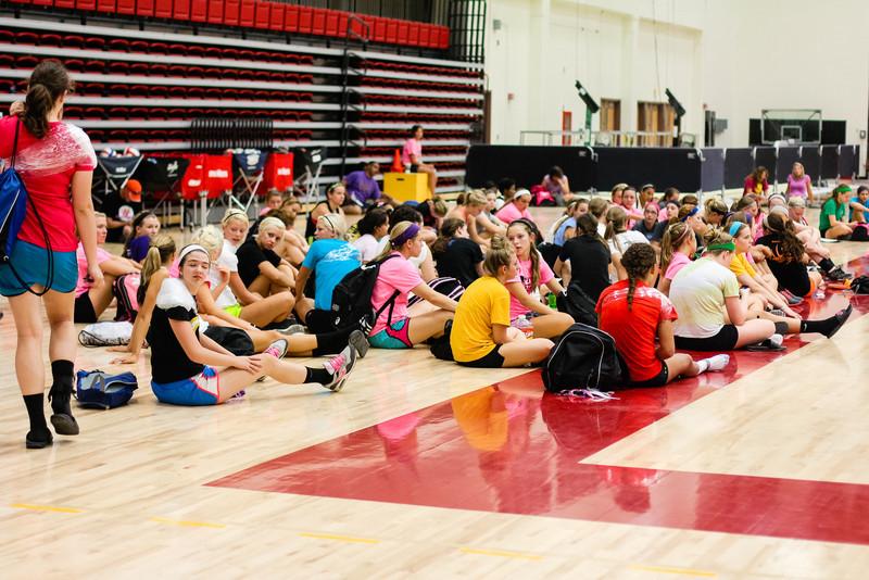 Pitt State Volleyball Camp