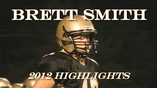 Brett Smith Highlight Reel