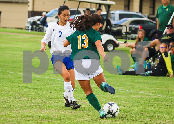 Leileihua vs Le Jardin HHSAA 1st Round Girls State Soocer Championships