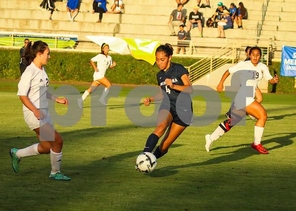 Miliani vs Kamehameha Maui HHSAA Girls Soccer Championships