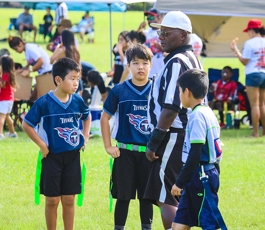 Mililani Titans vs Mililani Seahawks Flag Football Superbowl
