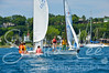 Fun at Little Traverse Sailing School captured by, photographer, Sandra Lee, Harbor Springs.