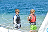 Fun at Little Traverse Sailing School captured by, photographer, Sandra Lee, Harbor Springs
