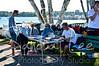 Regatta, Little Traverse Sailing School in Harbor Springs, captured by photographer, Sandra Lee