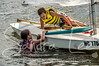 2014 Crooked Lake Sailing School Week of June 30 AM
