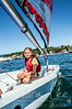 2014 Little Traverse Sailors Sailing School - Harbor Springs - Week of July 14 AM Session