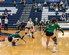 Volleyball - TC Central v Alpena - Photographer in Petoskey