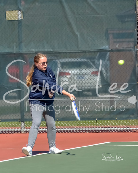 Girls Tennis - Petoskey - Charlevoix