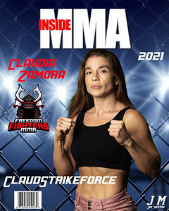 Inside MMA Claudia