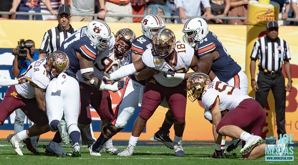 Outback Bowl 2020  Minnesota Gophers vs Auburn Tigers